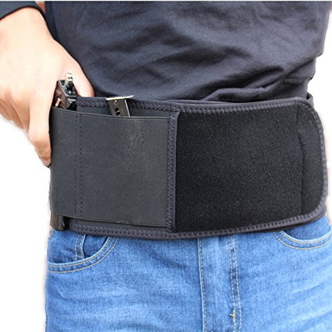 PierCoh Tactical Belly Band Holster
