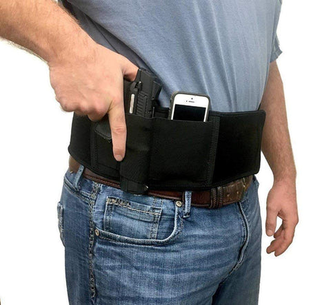 Image of PierCoh Tactical Belly Band Holster