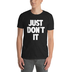 Just Don't It - Black/Navy