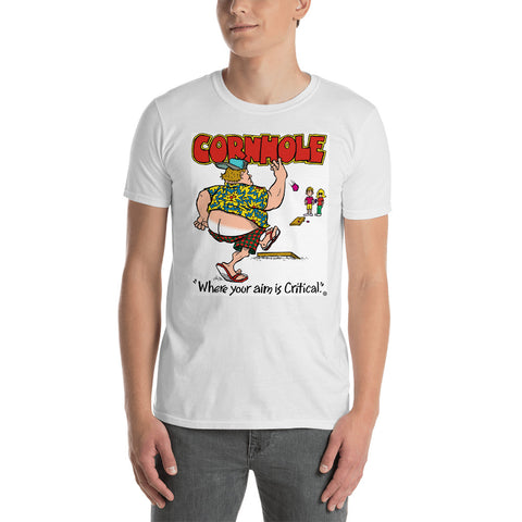 Image of Cornhole Shirt
