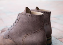 Irwin Cap Toe Derby Boot (SOLD OUT, Next Reverso Delivery Pending)