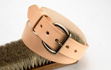 Natural Vacchetta Vegtan Belt