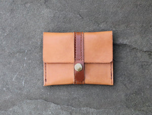 Rustic Pouch Wallet #2 - Essex