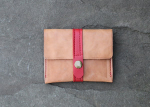 Rustic Pouch Wallet #2 - Avancorpo Washed