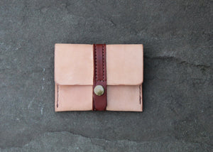 Rustic Pouch Wallet #2 - Avancorpo Smooth