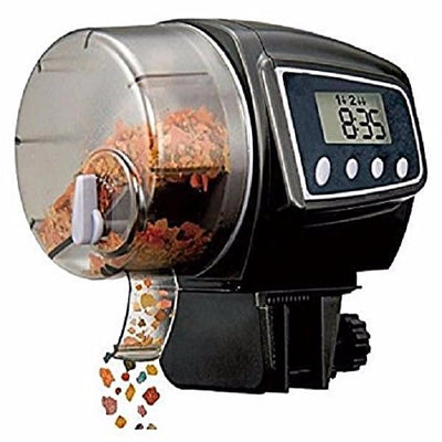 Automatic Fish Feeder (Easy Setup) Front
