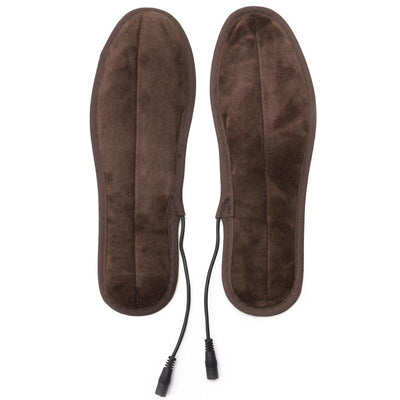 North Shore Outlet's Fur Heating Insoles
