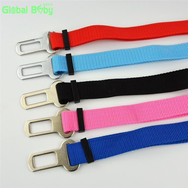 Car Travel Safe Seat Belt for Pets Seat Buckle