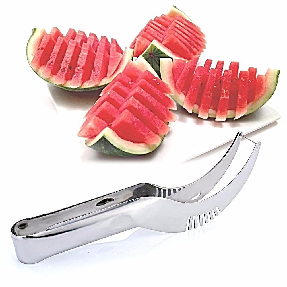 North Shore Outlet's Stainless Steel Watermelon Slicer