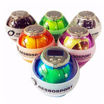 North Shore Outlet's Revolutionary Powerball Gyroscrope Wrist Exerciser