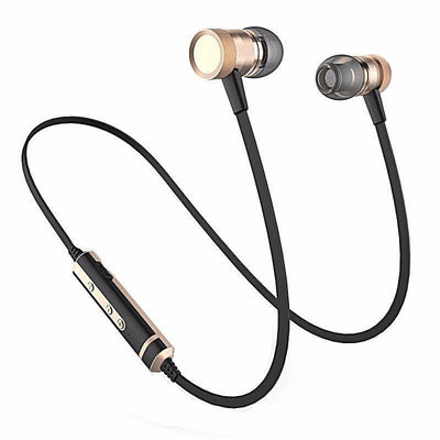North Shore Outlet's Wireless Bluetooth Headphones With Mic - North Shore Outlet