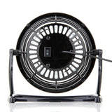 North Shore Outlet's Portable USB Desk Fan. Compatible with PC, Laptop, Notebook - North Shore Outlet