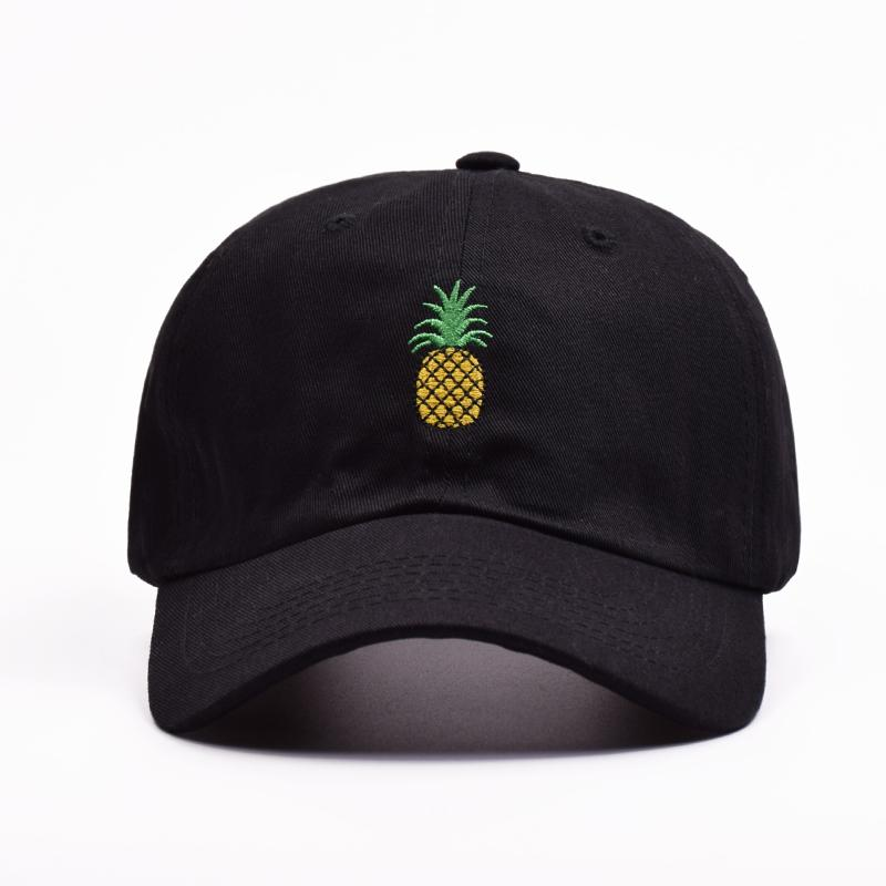 NorthShore Pineapple Hat Baseball Cap Polo Style Unconstructed for Men and Women