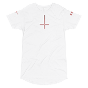 Reverse Faith Tee (White)