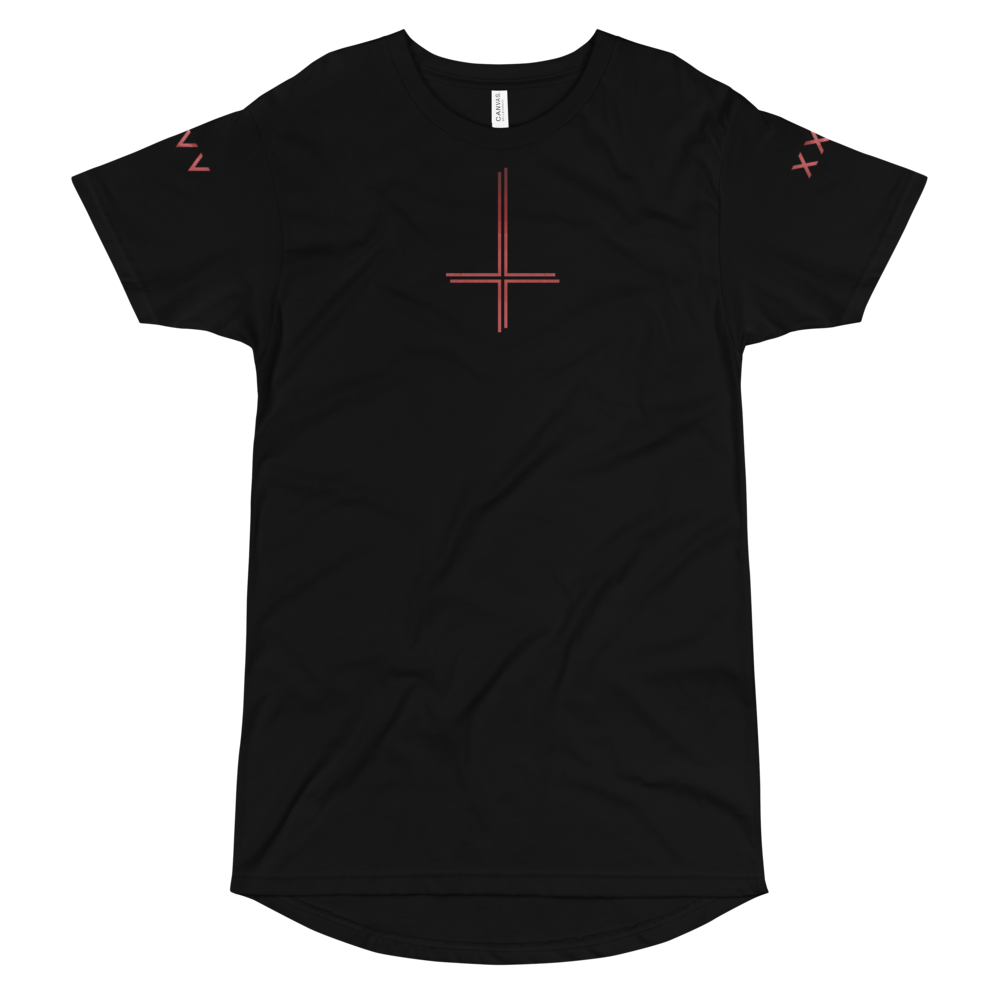 Reverse Faith Tee (Black)