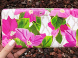 Kate spade Bayard Place Lacey Zip Around Wallet Beige Pink Floral - Gaby's Bags