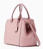 Kate Spade Tilden Place Sloan Large Satchel Dusty Peony - Gaby's Bags