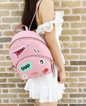 Kate Spade Archie Comics Betty & Veronica Medium Backpack Pink Limited Edition