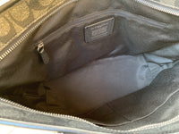 Coach F39555 Signature City Zip Top Tote Gunmetal - Gaby's Bags