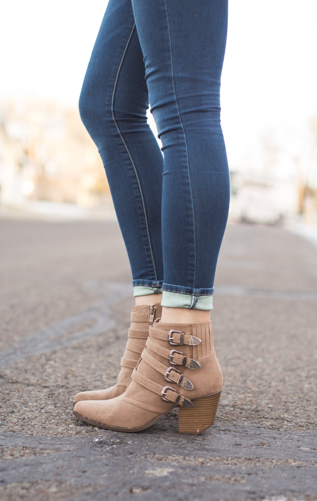 The Savannah Boots
