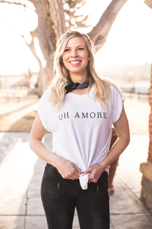 The Love More Tee