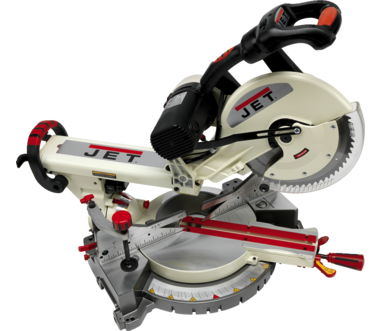 "Jet Tools 12"" Sliding Dual Bevel Compound Miter Saw"