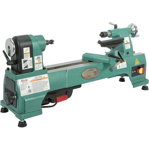 Grizzly G0624Z 10in Benchtop Wood Lathe