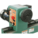 "Grizzly 16"" x 42"" Variable-Speed Wood Lathe Spindle"