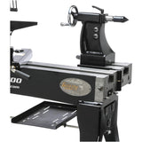 "Grizzly Heavy Duty 24"" x 48"" Wood Lathe Comparator"