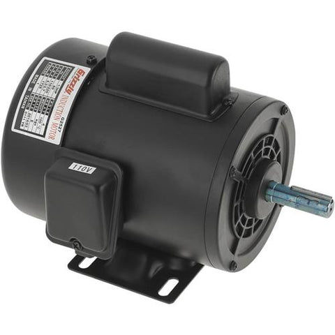 1/3 HP Single-Phase 1725 RPM TEFC 110V/220V