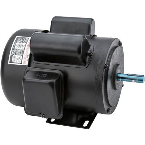 Heavy-Duty Motor Single-Phase 1725 RPM TEFC 110V-220V