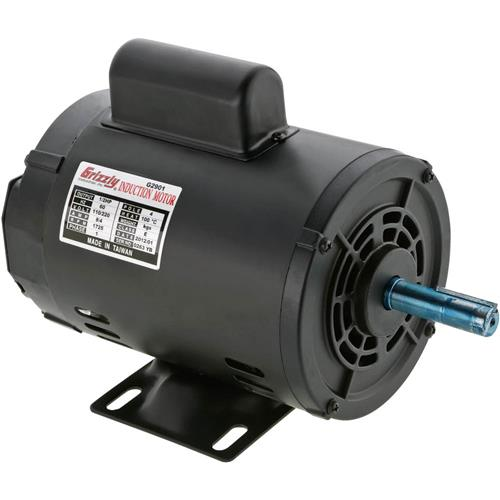 1/2 HP Single-Phase 1725 RPM Open 110V/220V