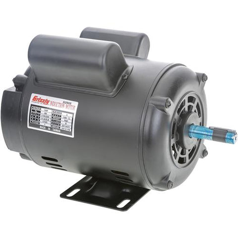 1 HP Single-Phase 1725 RPM Open 110V/220V