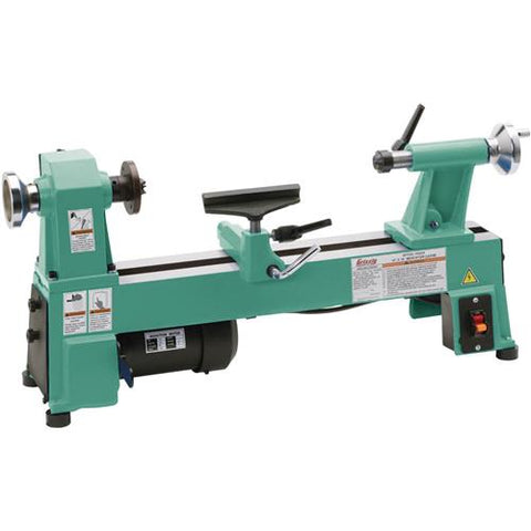"Grizzly 10"" x 18"" Bench-Top Wood Lathe"