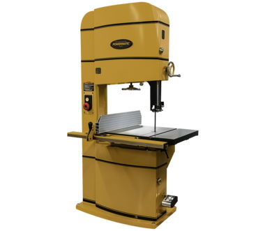 "Powermatic PM2415B-3, 24"" Bandsaw, 5HP 3PH 230/460V"