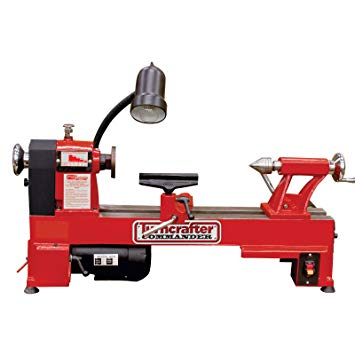 Turncrafter Commander 10inch Multi Speed Lathe