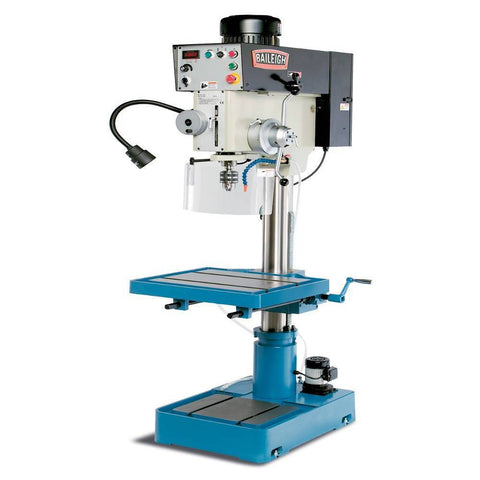 Baileigh Industrial Drill Press Baileigh Variable Speed Drill Press DP-15VSF