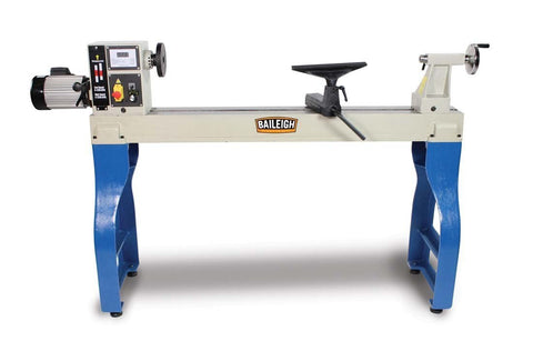 Baileigh Industrial Wood Lathe Baileigh Variable Speed Wood Lathe WL-1847VS