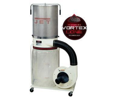 Jet Tools Dust Collector DC-1200VX-CK3 Dust Collector