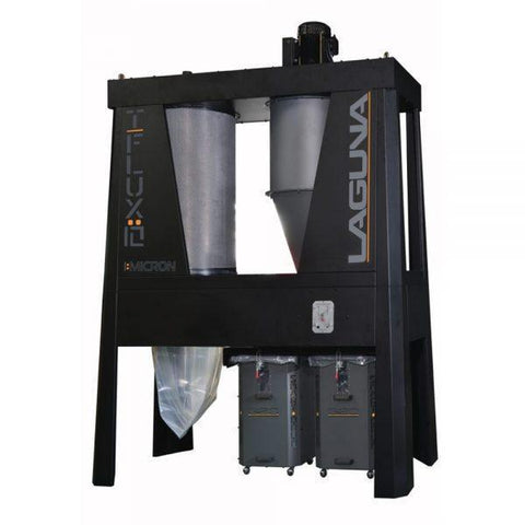 Laguna Tools Dust Collector T|Flux: 10 Cyclone Dust Collector
