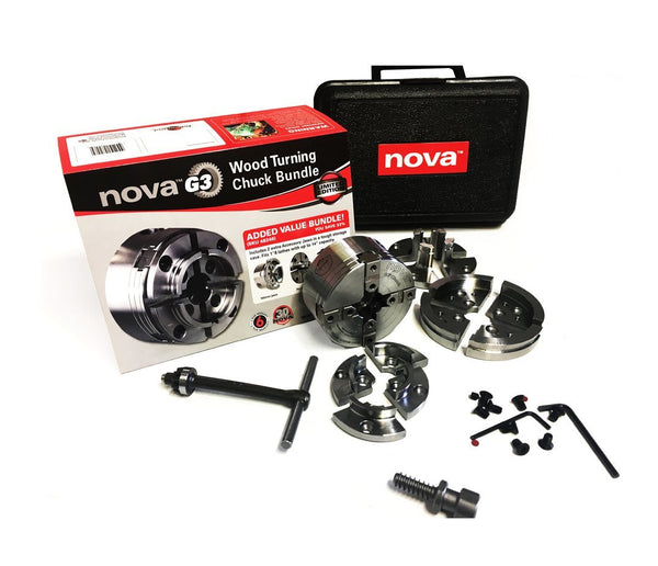 Nova Chuck Limited Edition Nova G3 Chuck Bundle