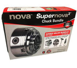 Wood Lathes Inc. Limited Edition SuperNova2 Chuck Bundle