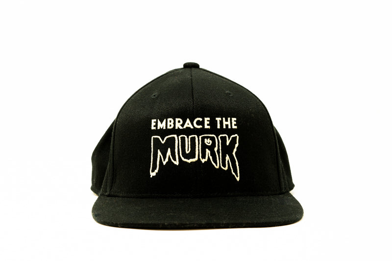 Embrace the Murk Snap Back Hat
