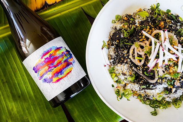 White Rice x Pure Project At-home 4-course Dinner and Beer Pairing for 2