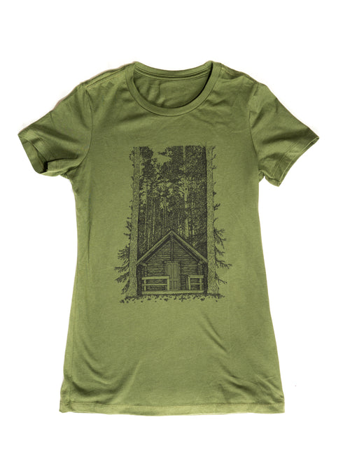 Women's Log Cabin Shirt