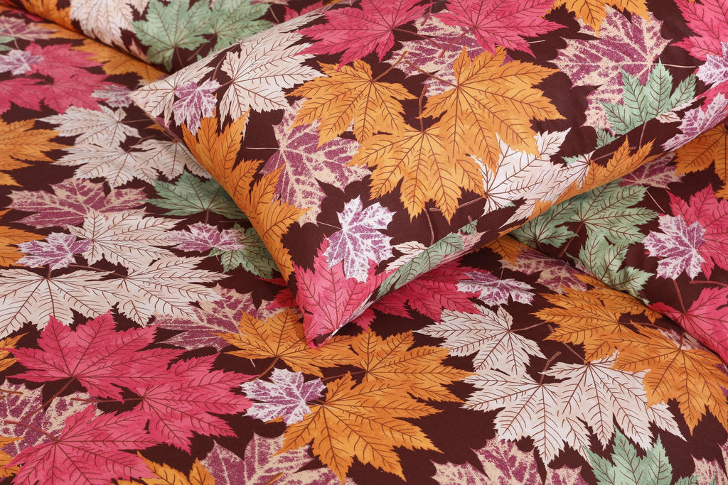 Tropical Autumn-Bed Sheet Set