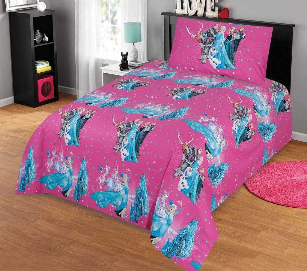 Kids Bed Sheet Design AK102