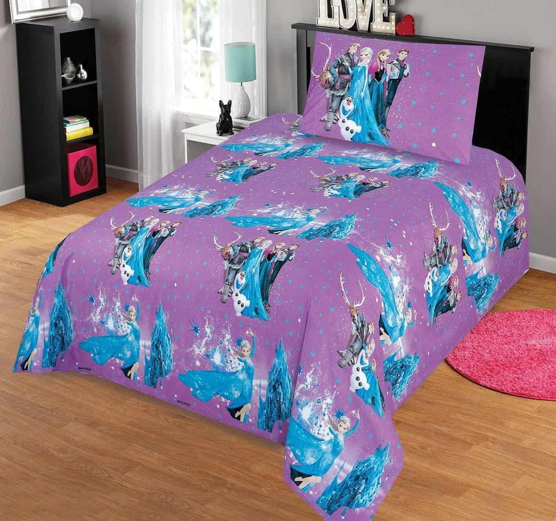 Kids Bed Sheet Design AK105 - Chenab Stuff