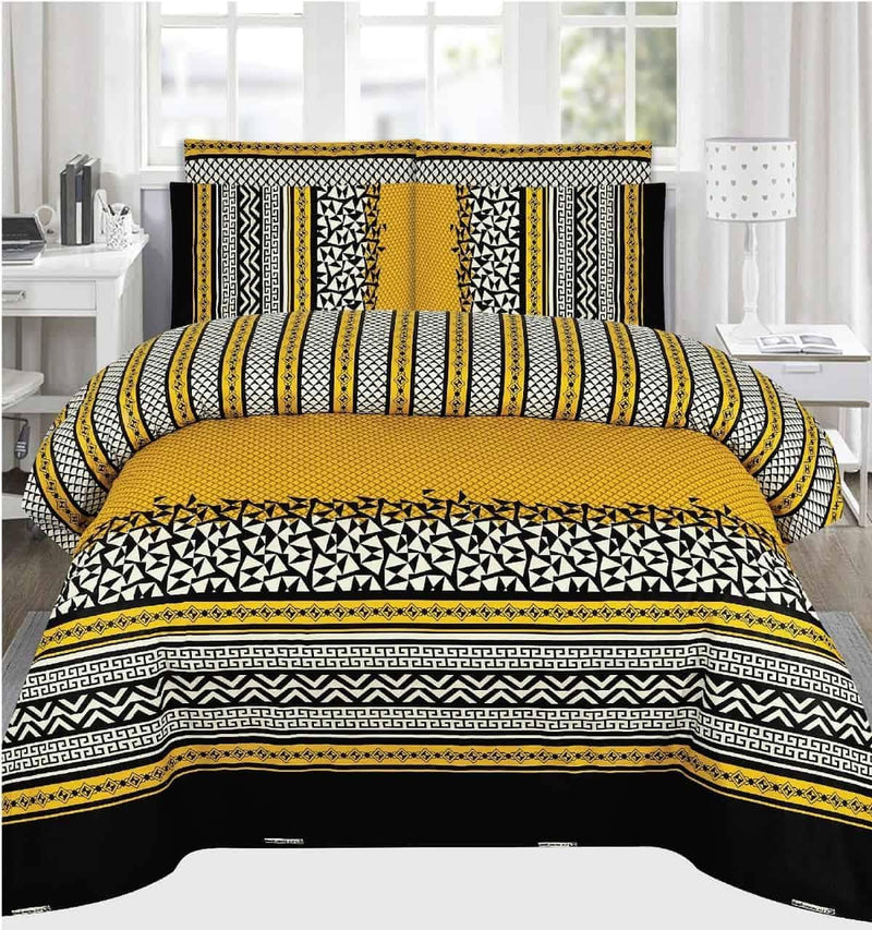 Comforter Set 6 Pcs Design 161 - Chenab Stuff
