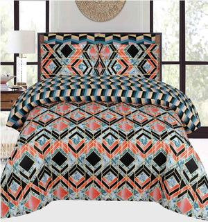 Comforter Set 6 Pcs Design 162